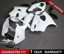 Molded ABS UNPAINTED Fairing kit bodywork Fit For KAWASAKI NINJA ZX6R 2000-2002