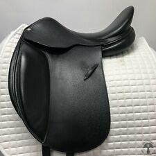 "Butet 18"" M/MW Dressage Saddle"