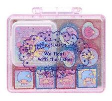 Little Twin Stars mini Stamper Stamps Box Set ~ 2016 Sanrio