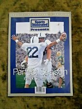 Penn State 1994 - The Perfect Season - Sports Illustrated Collector Edition