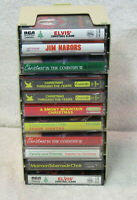 Lot Of 11 Readers Digest CHRISTMAS Cassette Tapes: Elvis, Sinatra, Country, More