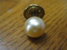 Antique Vintage Pearl Tie Pin
