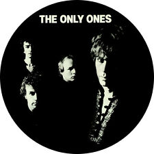 CHAPA/BADGE THE ONLY ONES . pin button peter perrett john perry johnny thunders