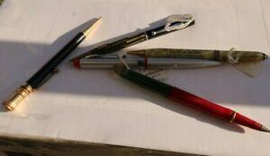 LOT Vintage Antique Pencils Mechanical Parker 5-16 Wearever Pens Osborne MOP NR