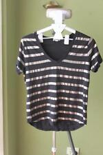 Witchery Short Sleeve Striped Tops & Blouses for Women