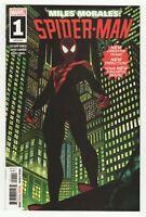 Miles Morales: Spider-Man #1 (Marvel 2018 / 2019) Ultimate #241 - Stelfreeze