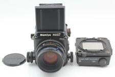 **Exc+++++** Mamiya RZ67 Pro II Film Camera w/ Sekor Z 110mm F/2.8 W #1298