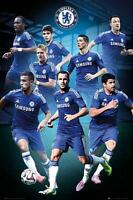 Chelsea Players 2013 - 2014 - Maxi Poster 61cm x 91.5cm new and sealed