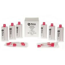 Primo Alginate Alternative Cartridge Regular Set 6 X 50 Ml With Tips