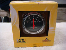 "AutoMeter AMP METER #2586 2 1/16"" FORD MUSTANG CHEVY CAMARO DODGE CHARGER"