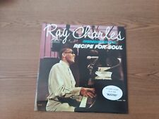 EXC. 1963 RARE Ray Charles Ingredients In A Recipe For Soul  ABC-465   LP33