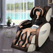 Livemor 150W Electric Massage Chair - Cream