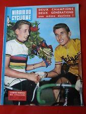 1961 miroir du cyclisme n°11 PARIS TOURS GRACZYK VAN LOOY ANQUETIL JOURDEN