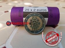2 Euro Commémorative France 2018 - Armistice et Bleuet UNC NEUVE