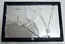 "HP Pavilion dv8000 Laptop 17"" LCD Screen CASING Case TOP COVER + BEZEL latch -B-"