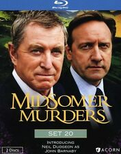 Midsomer Murders: Set 20 [2 Discs] (Blu-ray New)