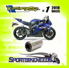 2006 2007 Yamaha R6 YZF YZFR6 Two Brothers Full System Titanium Exhaust