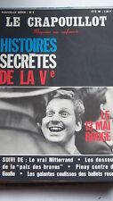 The Crapouillot 1968 New Series No 3 History Secret de La Vee the 13 May Red