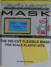 Eduard 1/72 CX050 canopy masque pour les academy T-6G texan (harvard) kit