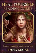 HEAL YOURSELF READING CARDS INTUITIVE GUIDANCE TRANSFORM SOUL CAT ResQ