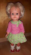 """NEU niedliches Kleid """"Blumi"""" von HELESS, für Puppen von 28 bis 35 cm"""