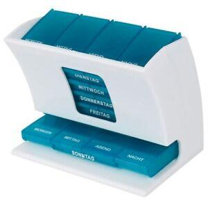 7Tage Medikamentendosierer Tablettenbox Pillendose Pillenbox Medikamentenbox