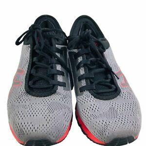 ASICS Mens Gel Quantum 180  Running Shoes Black / Red Size 10 1021A029