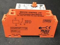 Broyce Controls M1BVR Battery Voltage Alarm Relay 9-28V