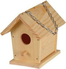 Build A Bird House Kids Learning Functional Educational Bird Cage Hooks Hanging