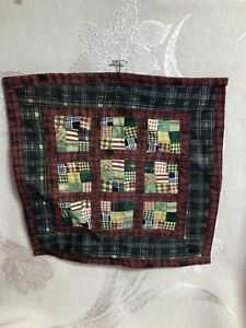 Boyds Bears Decorative Accessories ~ Country Quilt