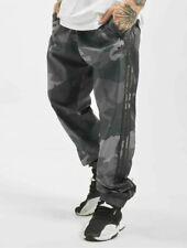 Adidas Originals Men's Camo Pants / Jogger Grey Camoflage Woven ED6985 S L XL