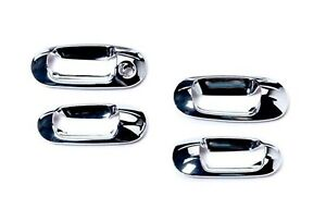 Putco 401004 Door Handle Cover Fits 03-06 Navigator
