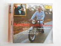 KARAJAN - SMETANA  : SYMPHONIES NOS. 8 & 9 ( 2 CD ) [ CD ALBUM ] ~ PORT GRATUIT