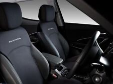 Genuine Hyundai Santa Fe Seat Cover KIT (SET OF TWO) Part AL2302W001