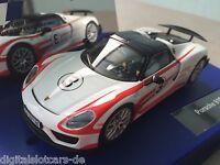 "Carrera Digital 132 30711 Porsche 918 Spyder , ""No. 3"" NEU OVP LICHT"