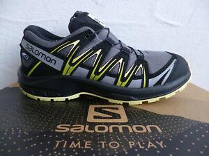 Salomon XA PRO 3D Sportschuhe Sneaker Slipper Sneakers grau Neu!