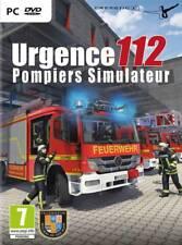 Urgence 112 Pompiers Simulateur  VF NEUF SOUS BLISTER