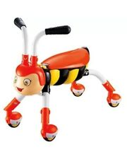 HONEY BEE  trike/scramble bug/ride on toy with music & light, boxed gift