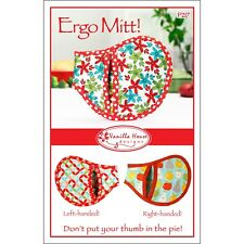 "VANILLA HOUSE ""ERGO MITT!"" Sewing Pattern"