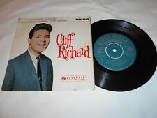 "Cliff Richard Shadows Original 4 Track 7"" EP 1st EX SEG 8151 Forty Days Ect"