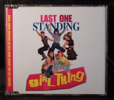 Girl Thing - Last One Standing - CD Single - Australia