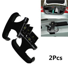 2Pcs Multifunction Car Trunk Hook Horns Hanging Fishing For All Three-Box Models