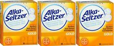 ALKA-SELTZER GOLD for Heartburn, Stomach Upset 36ct Drop Ins ( 3 pack )