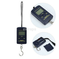 Digital Scale for Fishing Luggage Travel Weighing Hanging Electronic Hook Scale