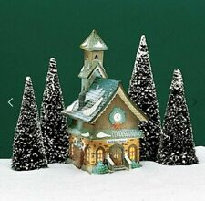 "Department 56 ~ ""North Pole Chapel"""