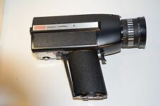 Eumig Viennette 5 retro vintage super 8 kodak 8mm video movie cine film camera