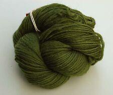 Diamond Select Pure Wool Roving Yarn 100g GREEN GRASS / OLIVE #275