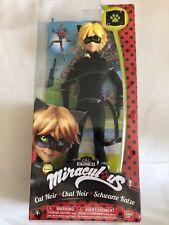 Zag Miraculous Cat Chat Black Noir Boy Barbie Doll Heroes Heroes Bandai New