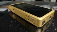 Sony Walkman Gold (256 GB) Digital Media Player