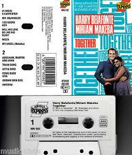 HARRY BELAFONTE | MIRIAM MAKEBA -  Together > MC Musikkassette
